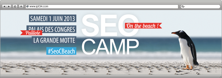 1er SEO Camp Day Montpellier – On The Beach