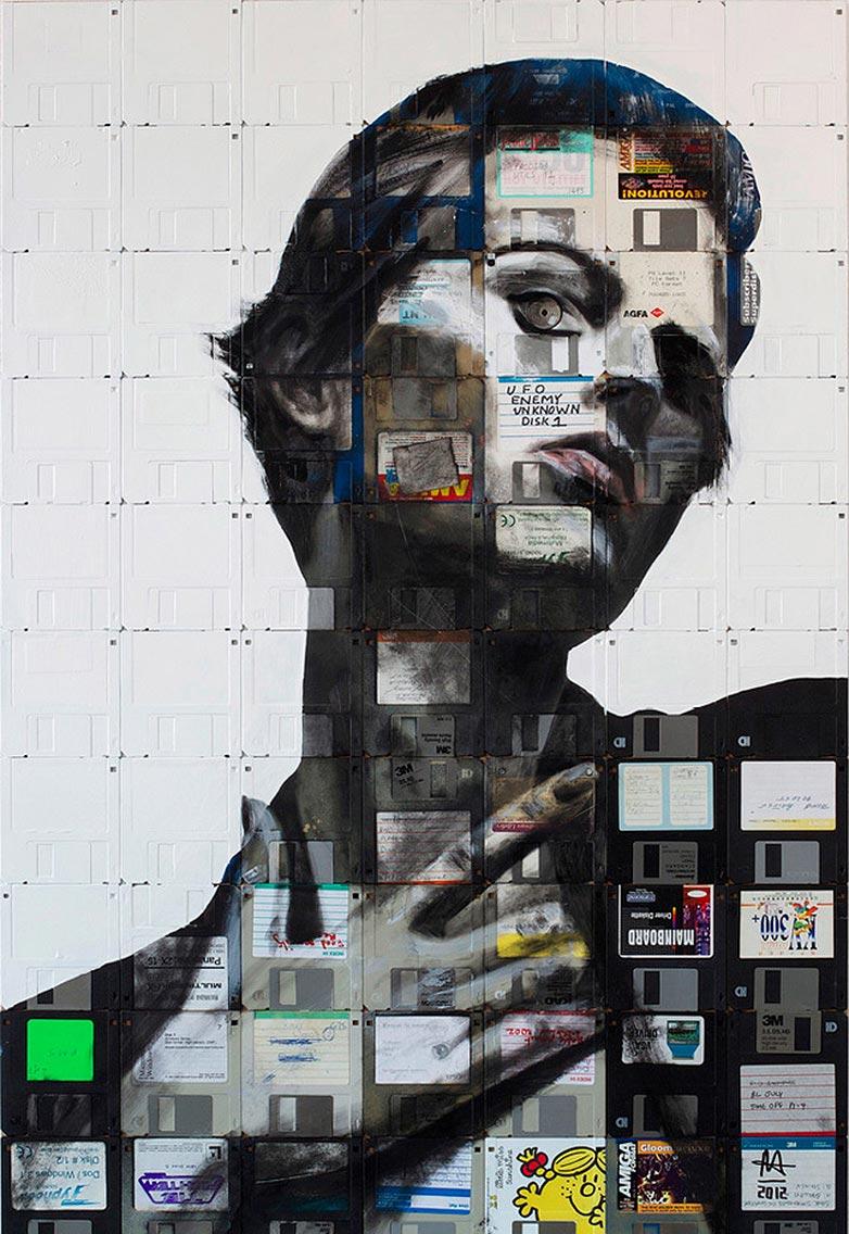 Technologie obsolète transformé en art (4)
