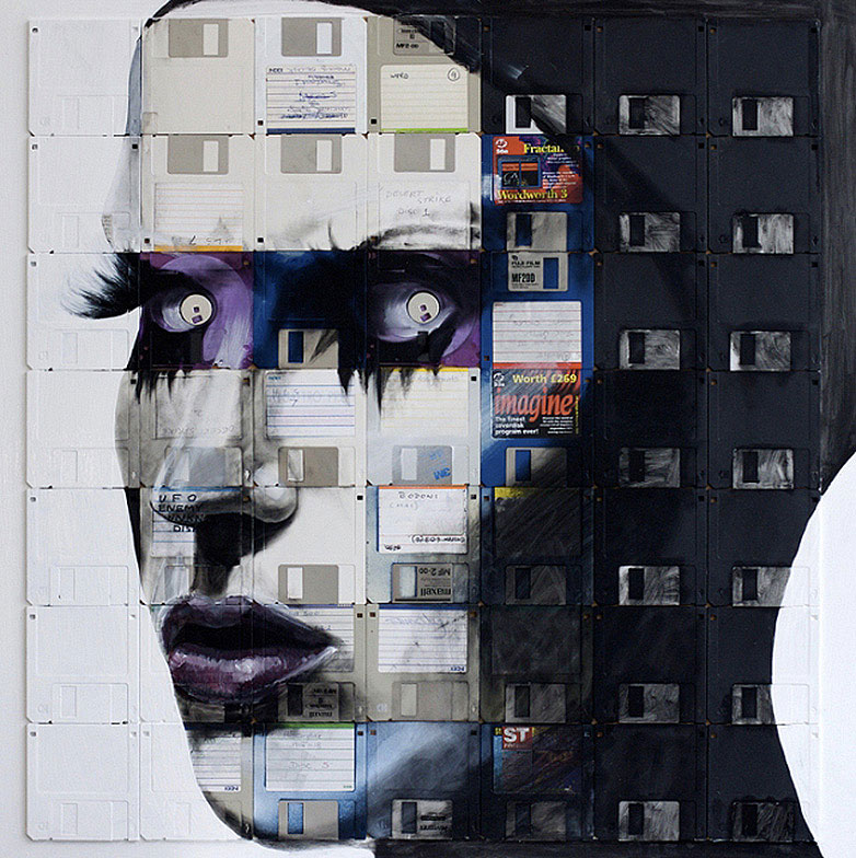 Technologie obsolète transformé en art (6)