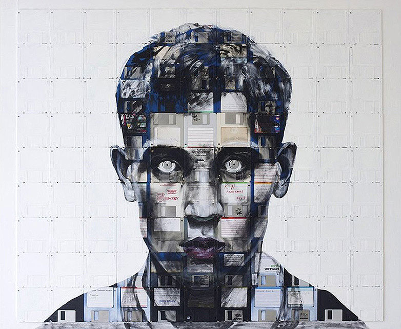 Technologie obsolète transformé en art (9)