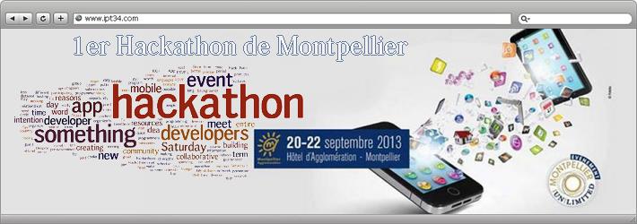 1er Hackathon de Montpellier