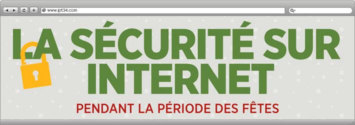 La sécurité en ligne sur internet