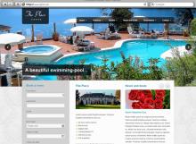 The Place meilleur thème WordPress pour hôtel
